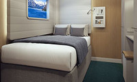 Studio -  Connecting Stateroom