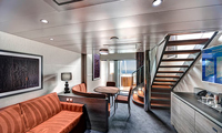 Msc Yacht Club Deluxe Suite Duplex