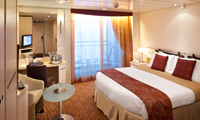Ocean View Stateroom (Some Accessible)