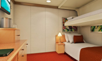 Interior Stateroom Upper/Lower