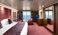 Deluxe Suite - Yacht Club Experience